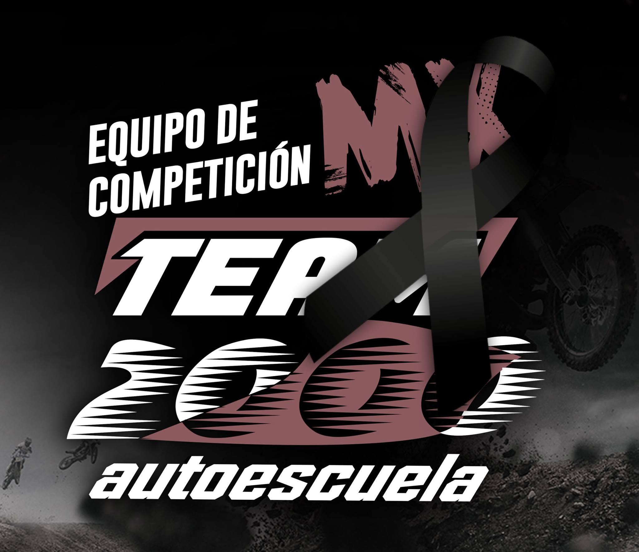 Equipo de Motocross