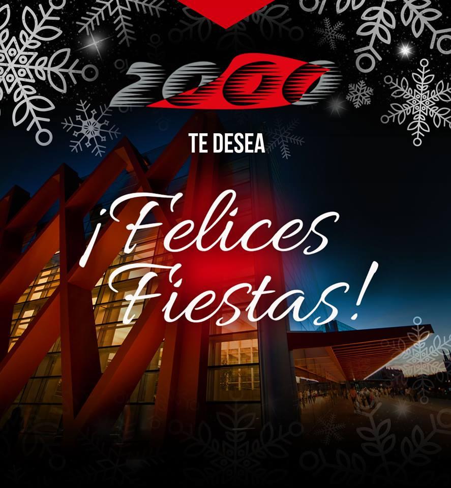 Felices Fiestas Burgos