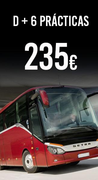 Permiso online d bus