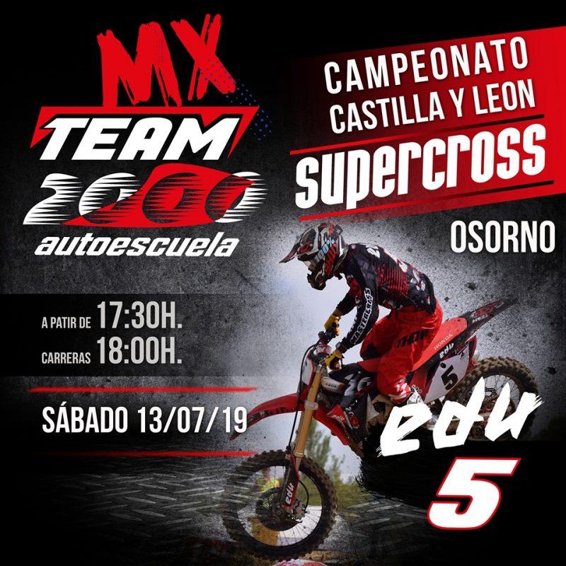Campeonato supercross osorno