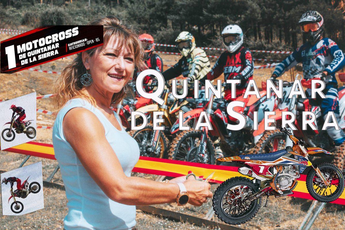 Alcaldesa Quintanar de la Sierra
