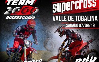 Supercross Quintana Martin Galindez