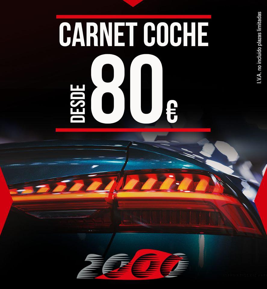 Carnet Coche
