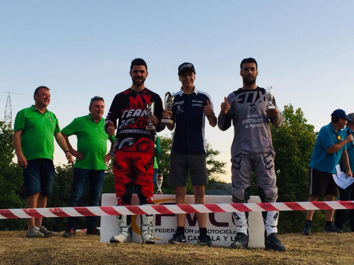 Campeones motocross